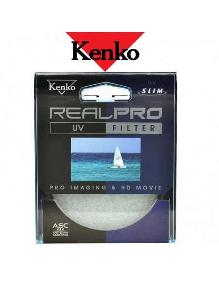 Filtro Kenko Real Pro UV MC 52mm