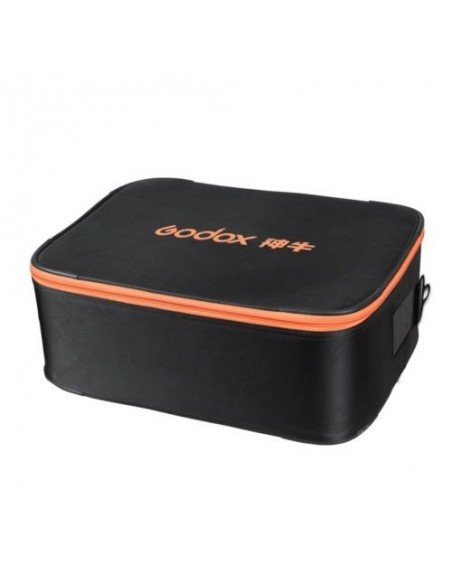 Flash Godox AD600BM HSS con batería, antorcha, transmisor X1 y maleta