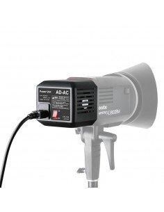 Adaptador de red para Godox AD600, AD600M, AD600B, AD600BM