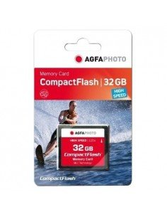 Memoria Compact Flash AgfaPhoto 32GB 300x