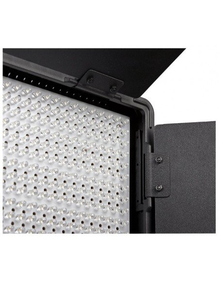 Kit 2 paneles LED CN-600CSA bi-color con aletas