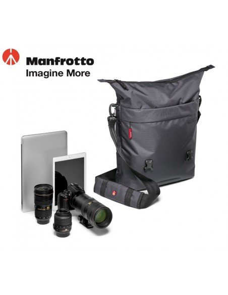 Bolsa Manfrotto 3 en 1 Manhattan Changer 20