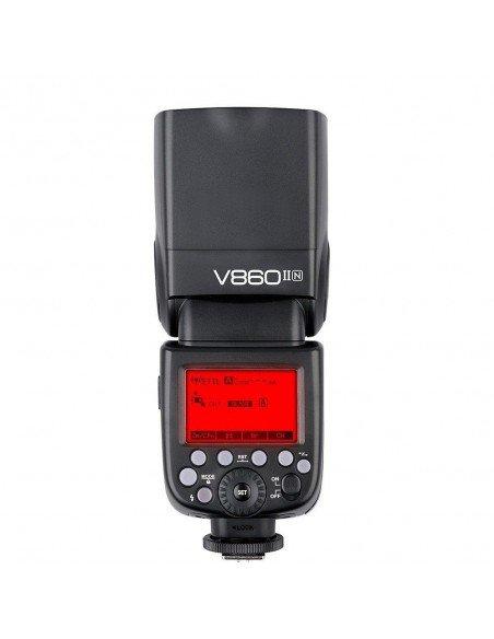 Flash Godox Ving V860II TTL HSS para Nikon
