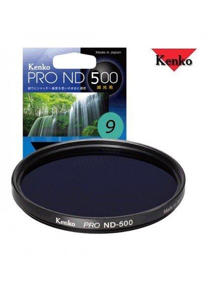 Filtro Kenko Pro ND500 9 pasos 82mm