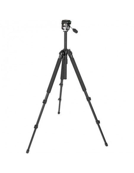 Tripode para video Slik Pro 330 EZ Aluminio-Magnesio-Titanio