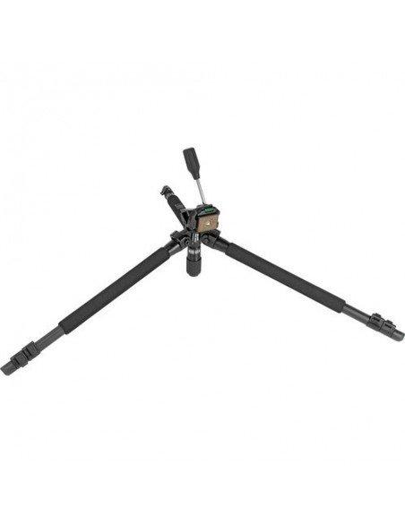 Tripode para video Slik Pro 330 EZ AMT (Aluminio-Magnesio-Titanio)