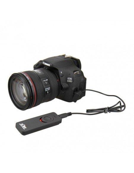 Mando disparador para Canon 300D 350D 400D 450D 500D 550D 600D 650D 700D