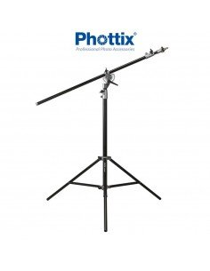 Kit Phottix con pie de estudio y pértiga de 395cm