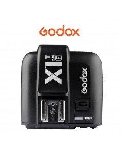 Transmisor Godox X1 TTL HSS para Fuji