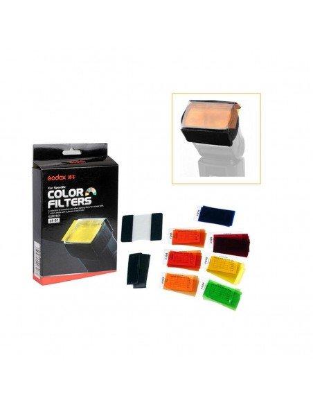 Kit Flash Godox TT685 Nikon TTL HSS Gn60 y transmisor X1 2.4Ghz. Gratis difusor