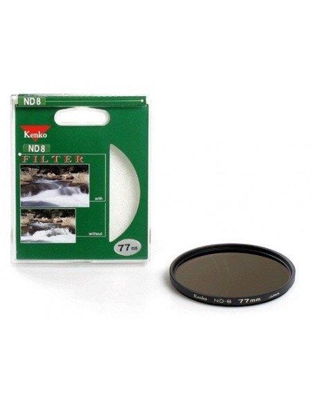 Filtro Kenko Original ND8 Classic 52mm Densidad Neutra