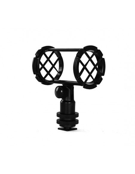 Soporte amortiguador Boya BY-C04 para micrófonos con diámetro entre 19mm-22mm