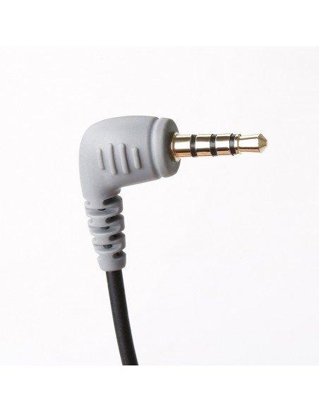 Adaptador de micrófonos a smartphones Boya BY-CIP