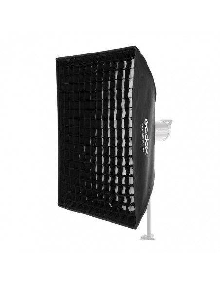 Ventana rápida Godox Easy-Up 80x120cm con Grid y montura Bowens