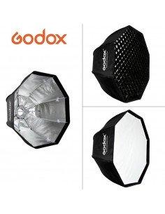 Ventana rápida Godox Easy-Up Octa 120cm con Grid y montura Bowens