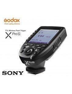 Transmisor Godox XPro TTL HSS para Sony