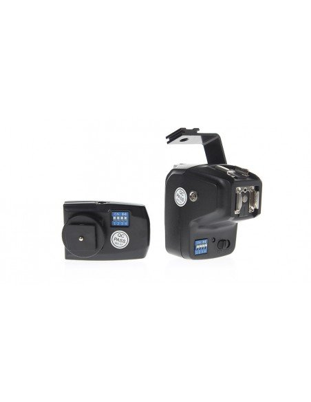 Disparador MT-16 para flashes compactos