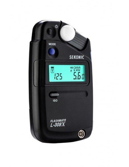 Fotómetro Sekonic L-308X Flashmate