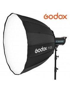 Ventana Godox Parabolic Deep P120L para Bowens