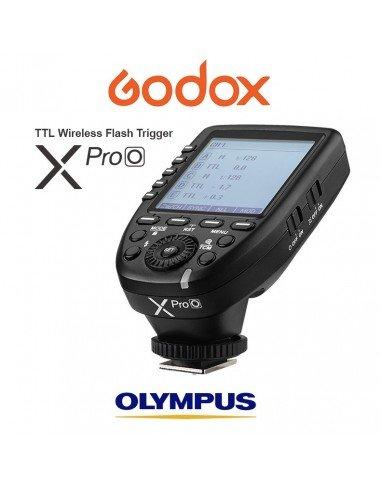 Transmisor Godox XPro TTL HSS para Olympus-Panasonic
