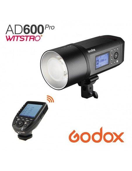 Kit Flash autónomo Godox AD600 Pro con transmisor XPro