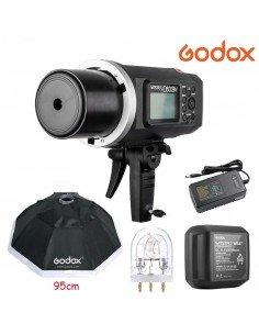 Flash Godox AD600BM HSS con montura Bowens