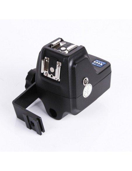 Receptor adicional MTR-16 para flashes compactos