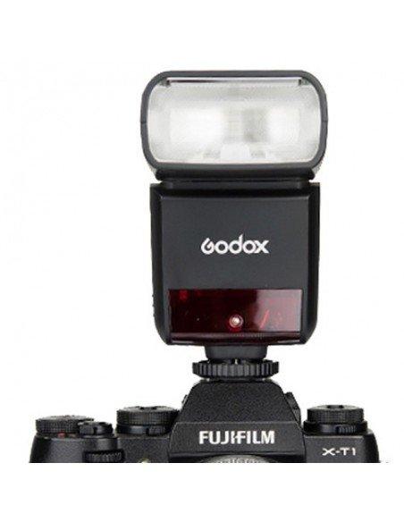 Flash Godox V350F wireless 2.4Ghz para Fuji