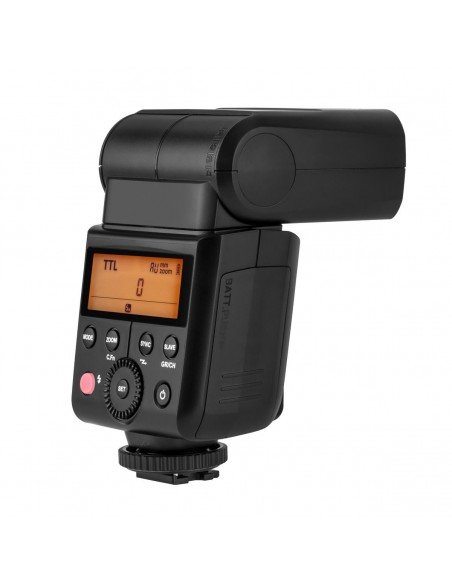 Flash Godox V350O wireless 2.4Ghz para Olympus y Panasonic