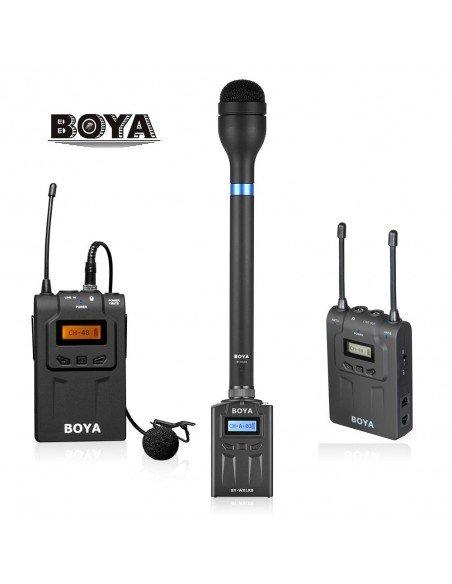 Boya Pack reporter