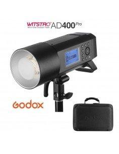 Flash autónomo Godox AD400 Pro