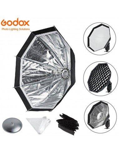 Octa Godox AD-S7 con Grid y deflector para AD200 y AD360