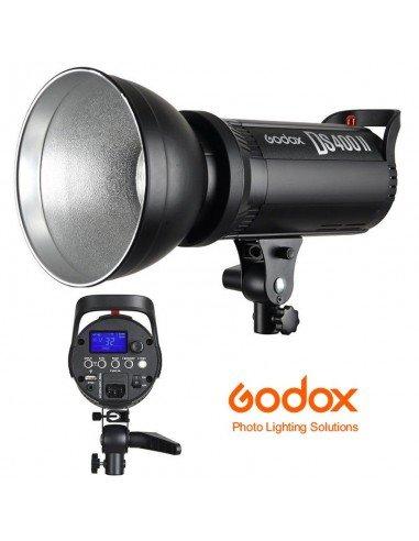 Flash Godox DS400II con receptor 2.4G