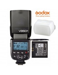 Flash manual Godox Ving V850II