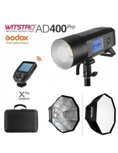 Kit Godox AD400 Pro con transmisor XPro y Octa