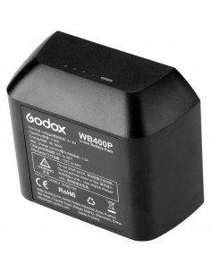 Batería adicional para Godox AD400 Pro