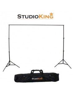 Soporte de fondos StudioKing BG-2600A, 240x305cm