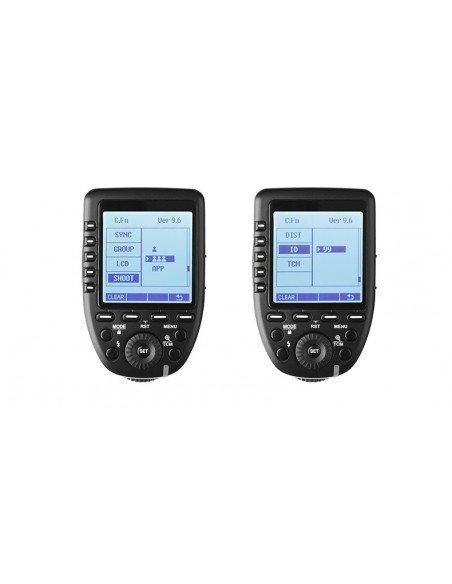 Transmisor Godox XPro TTL HSS para Pentax