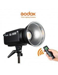 Foco LED Godox SL150W Luz fría 5600K