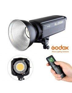 Foco LED Godox SL200W Luz fría 5600K
