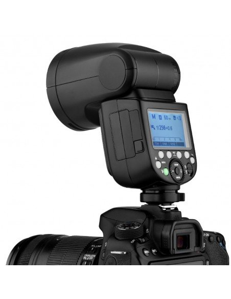 Kit Godox V1 Nikon con accesorios