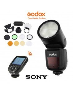 Kit Godox V1 Sony, XPro y accesorios