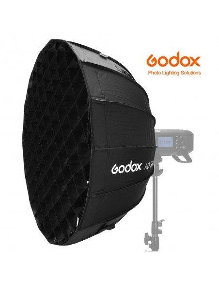 Ventana parabólica 65cm con Grid para AD400Pro