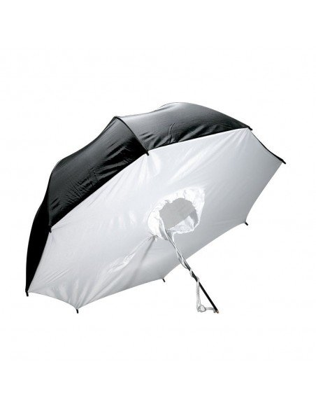 Paraguas Godox reflectante Combo 84cm con difusor