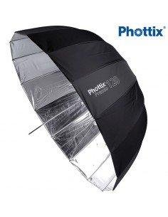 Paraguas Deep Plata Phottix Premio 120cm