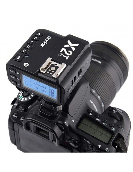 Transmisor Godox X2 2.4 GHz TTL para Canon