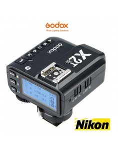Transmisor Godox X2 2.4 GHz TTL para Nikon