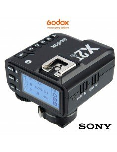 Transmisor Godox X2 2.4 GHz TTL para Sony