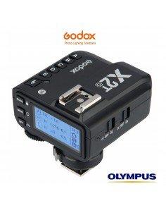 Transmisor Godox X2 2.4 GHz TTL para Olympus