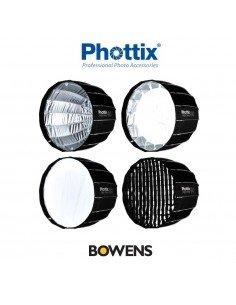 Ventana rápida Phottix Raja Deep Octa 60cm para Bowens